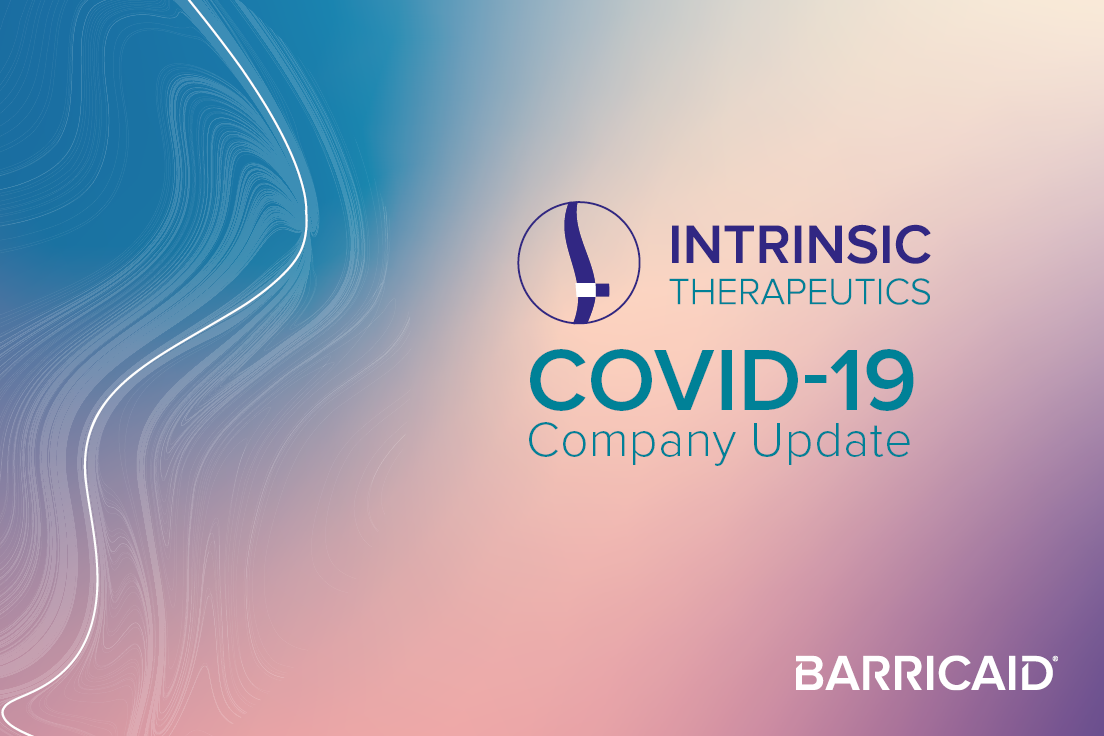 COVID-19 Company Update